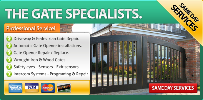 Gate Repair Denver CO